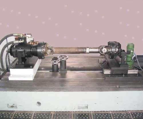 PNW-16000汽车传动轴扭转疲劳试验台