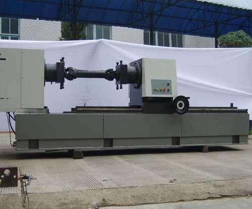 传动轴电液伺服扭转疲劳试验机(旋转液压马达式)